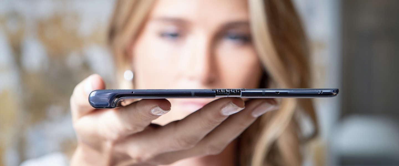 Welkom in de wereld van vouwbare smartphones