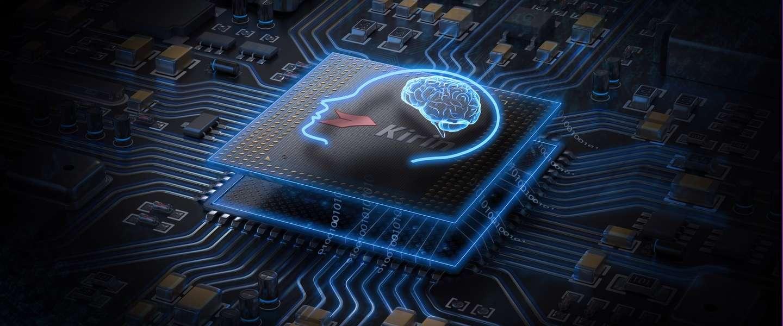 Huawei's AI-chip voor smartphones moet de concurrentie voor blijven