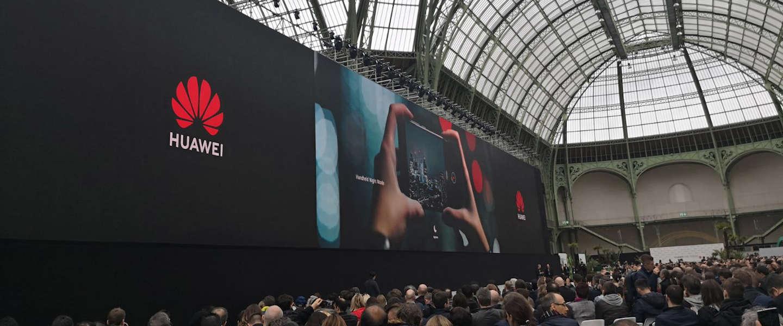 De nieuwste (smartphone) camera van Huawei is de P20 Pro!