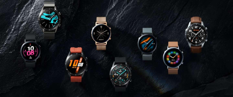 De Huawei Watch GT 2 is de nieuwste smartwatch van het merk