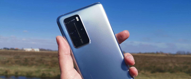 Huawei P40 Pro doet een beetje pijn