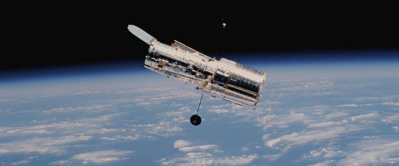 Hubble kan weer mooie ruimteplaatjes schieten