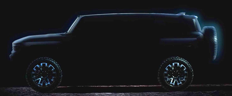 GM teast wederom een… elektrische Hummer