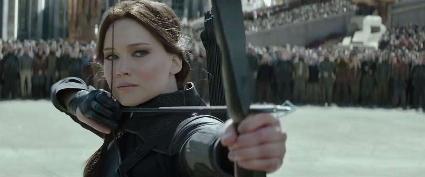 Final trailer: The Hunger Games - Mockingjay - Part II