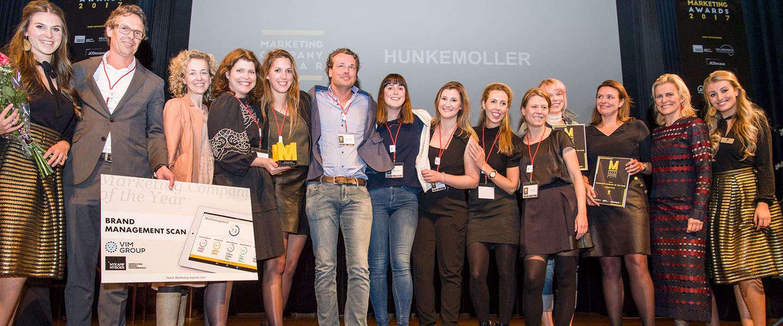 De Dutch Marketing Awards 2017 zijn weer uitgereikt