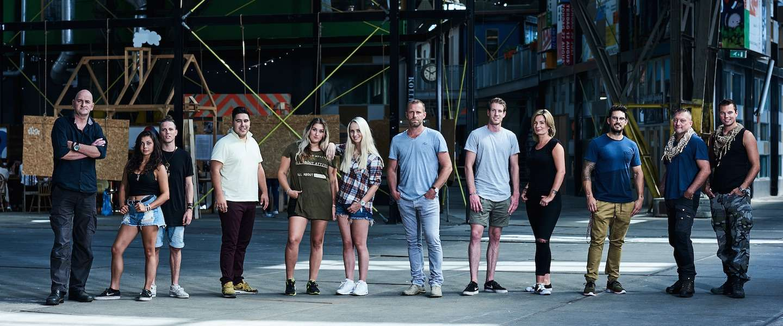Hunted: opgejaagd worden in nieuw real life tv-programma