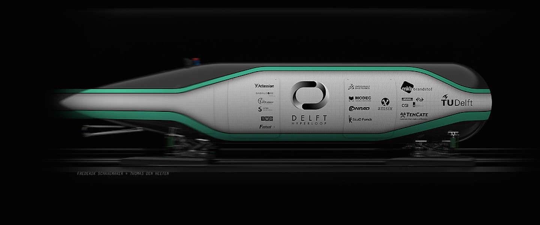 TU Delft presenteert eigen Hyperloop