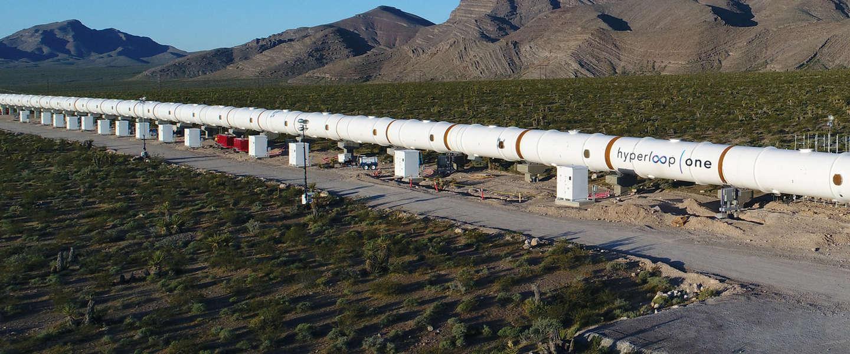 Wordt Nederland het eerste Europese land met een Hyperloop?