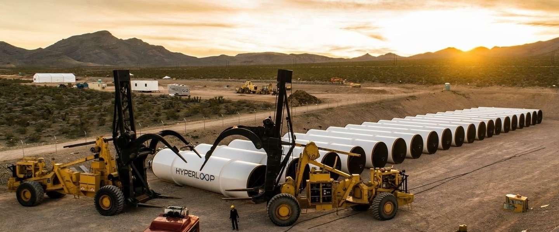 Elon Musk's Hyperloop project in de problemen