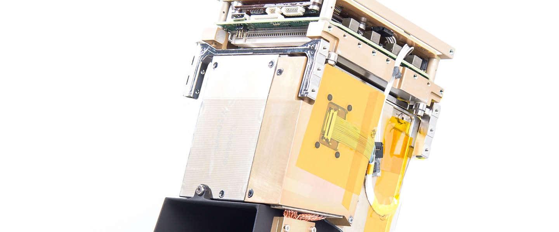 Hollandse HyperScout maakt eerste ruimtebeelden van de aarde