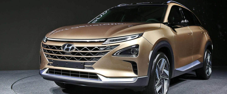 Hyundai FCEV SUV: eerste beelden van deze nieuwe waterstofauto