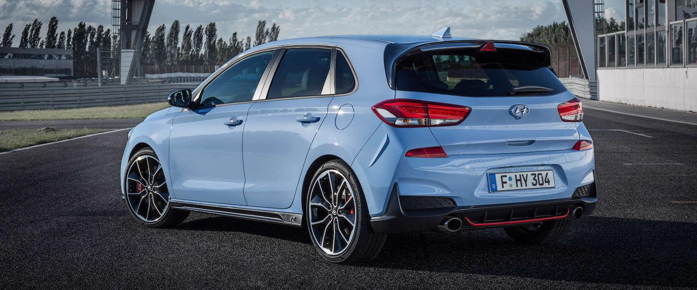 De nieuwe Hyundai i30 N: hot hatch om verliefd op te worden