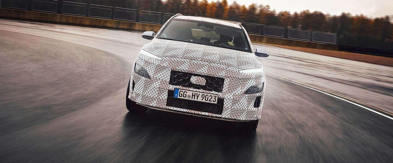 Tijd voor een sportieve N-versie van de geheel nieuwe Hyundai KONA