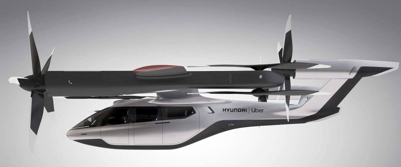 CES 2020: Hyundai presenteert hun Personal Air Vehicle
