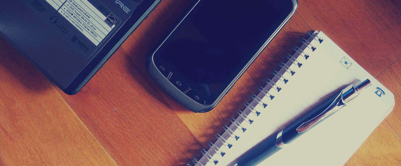 Op zoek naar de balans tussen werk en mobiel als werkgever en werknemer