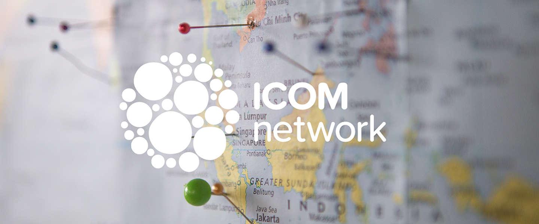TRIMM is onderdeel geworden van het wereldwijde ICOM network