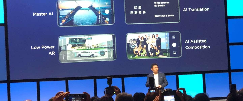 Huawei verlegt de bakens voor mobiele AI op de IFA