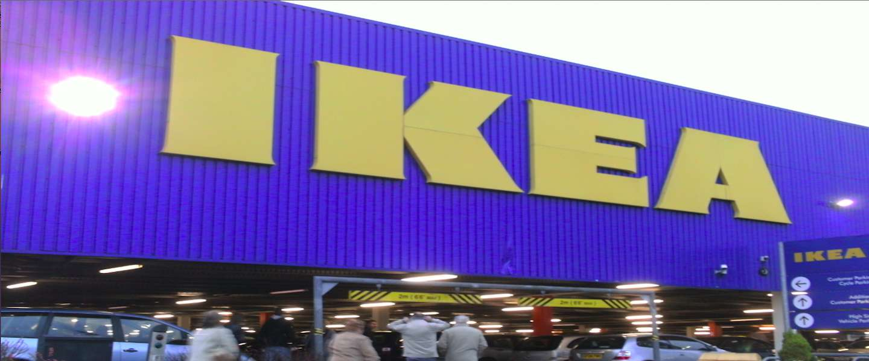 De IKEA catalogus 'doorbladeren' op Instagram