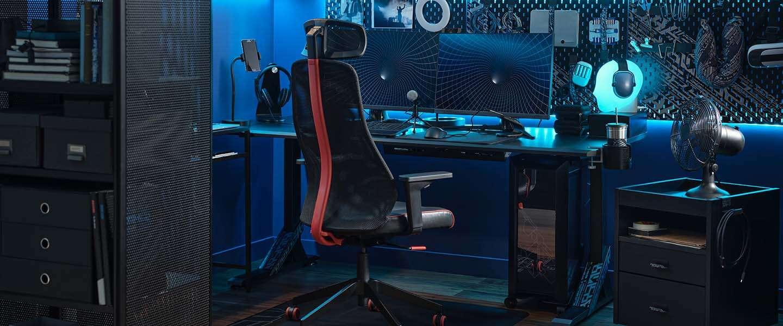IKEA breidt assortiment uit met collectie voor gamers