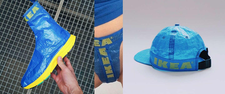 De IKEA-tas is opeens het populairste materiaal ter wereld