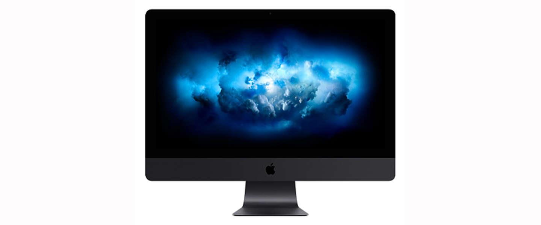 iMac Pro is straks niet meer