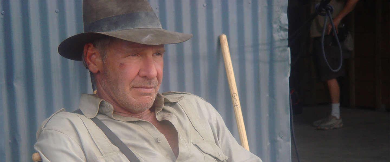 Indiana Jones 5 begint volgend jaar eindelijk met filmen