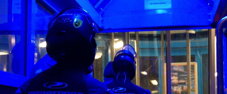 ISR Grand Prix 2013 Skydive voor mannen en vrouwen met lef