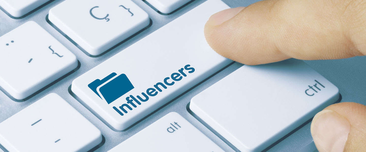 ​Influencers, influencers en influencers op social media