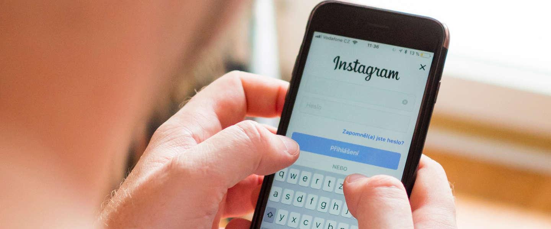 Instagram geeft meer controle over info die gedeeld wordt met derde partijen