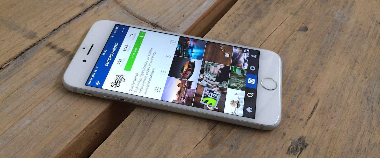 Instagram start met niet-chronologische tijdlijn
