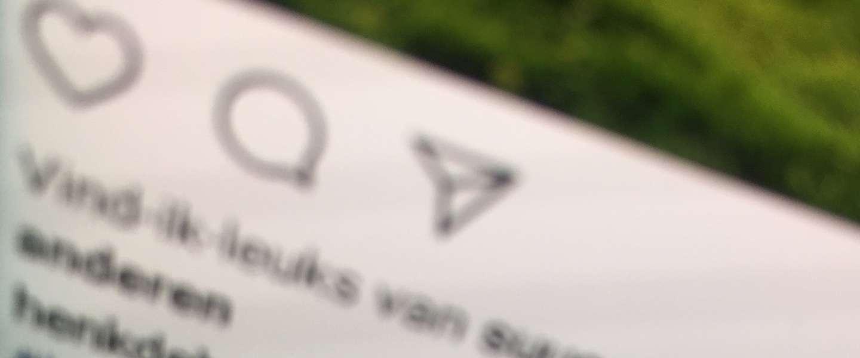 Instagram maakt commentaren overzichtelijker met inspringen
