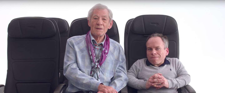 Kijk deze briljante veiligheidsvideo van British Airways