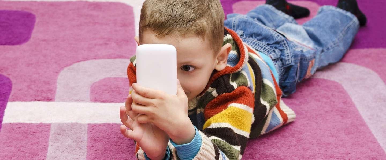 Drie stappen om je kinderen veilig te laten internetten