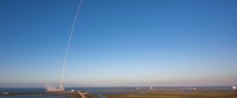SpaceX kondigt de eerste 'volledig civiele' missie naar de ruimte aan