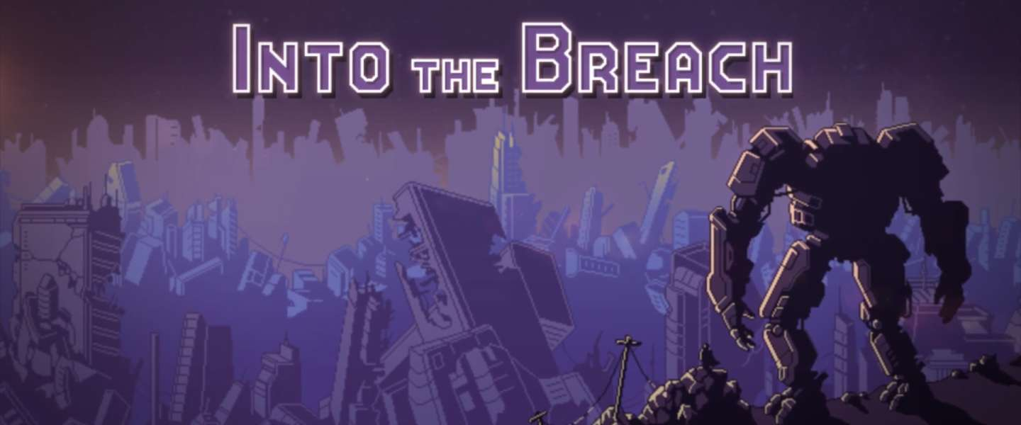 Into the Breach: schaken met mechs en insecten