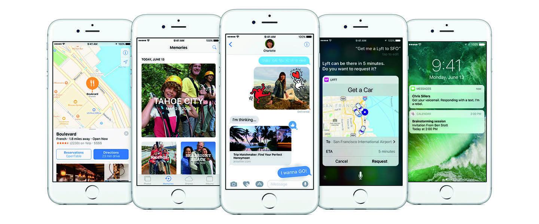 Nu te downloaden: iOS 10 Public Beta