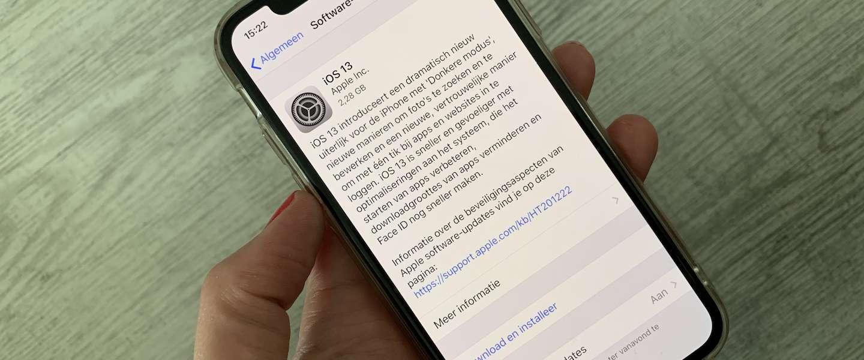 Met iOS 13 werkt Safari een stuk beter