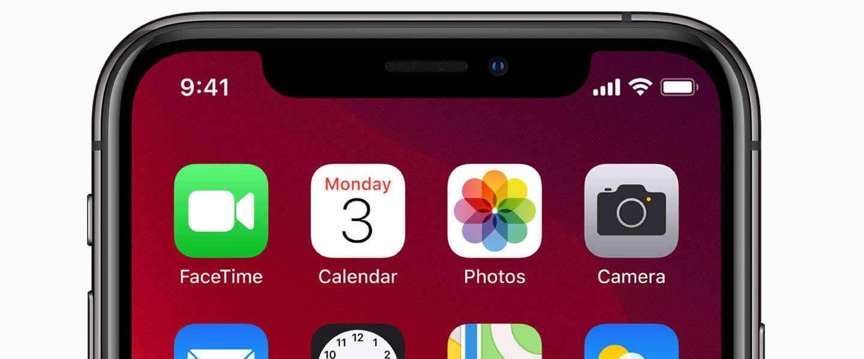 Apple geeft eerste preview van iOS 13