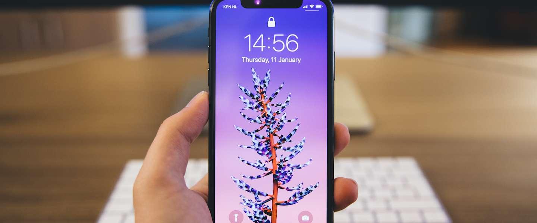 Apple gaat ervoor zorgen dat snelheid verbetert met iOS 13
