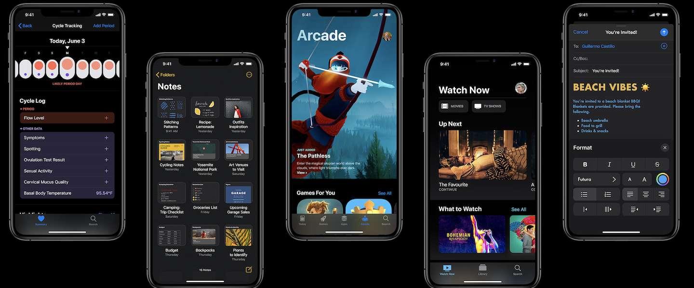 Zo installeer je de nieuwe (bèta) iOS 13