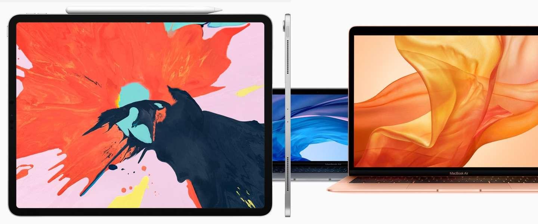 Apple kondigt nieuwe iPad Pro, Macbook Air en Mac Mini aan