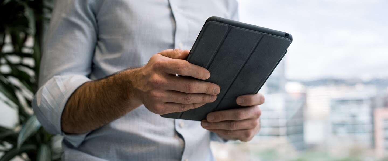 Is dit de iPad Mini 6?