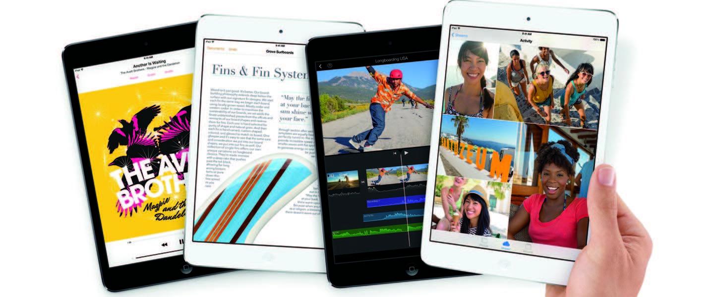 iPad event mogelijk op 21 oktober