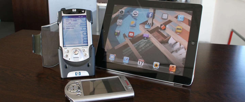 iPAQ vs iPad: wat is goed product design?