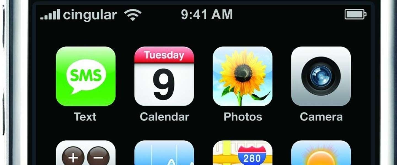 De iPhone is tien jaar oud vandaag en niks is meer hetzelfde