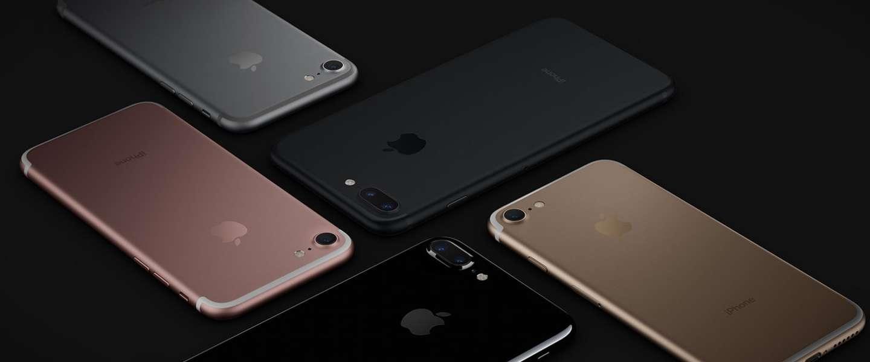 Gerucht: iPhone 8 krijgt glazen achterkant