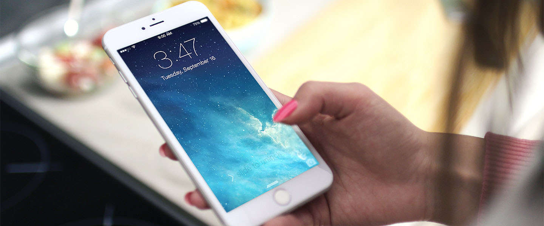 Apple kan 'touch disease' niet blijven negeren