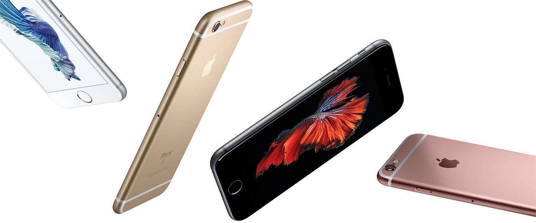 De eerste iPhone 6s Plus buigtest