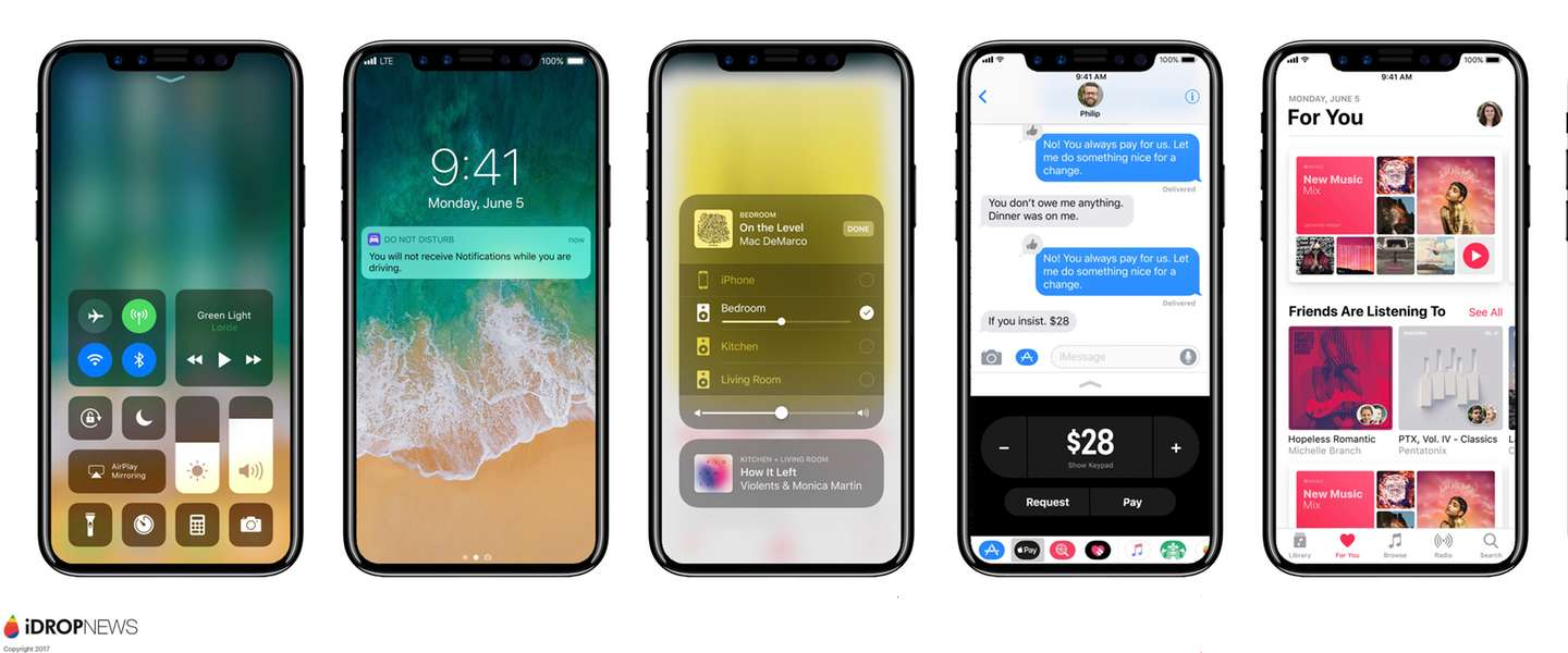 nieuwe apple iphone x