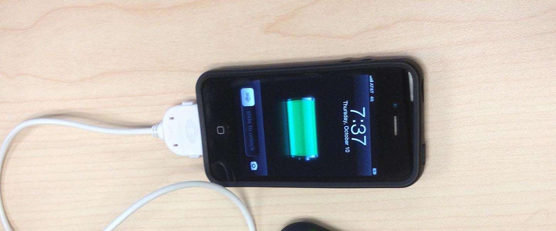 Smartphone opladen in zo'n 15 minuten